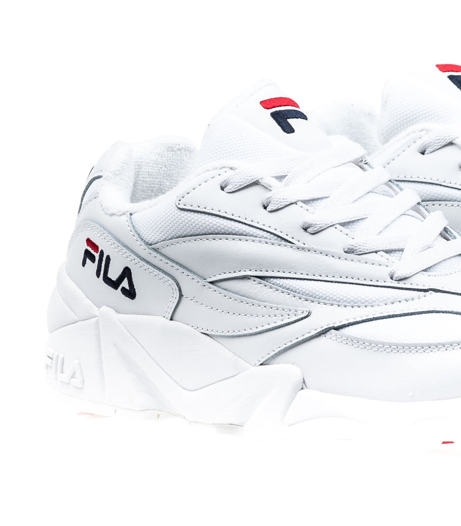 Fila Venom Low Leather Mesh White