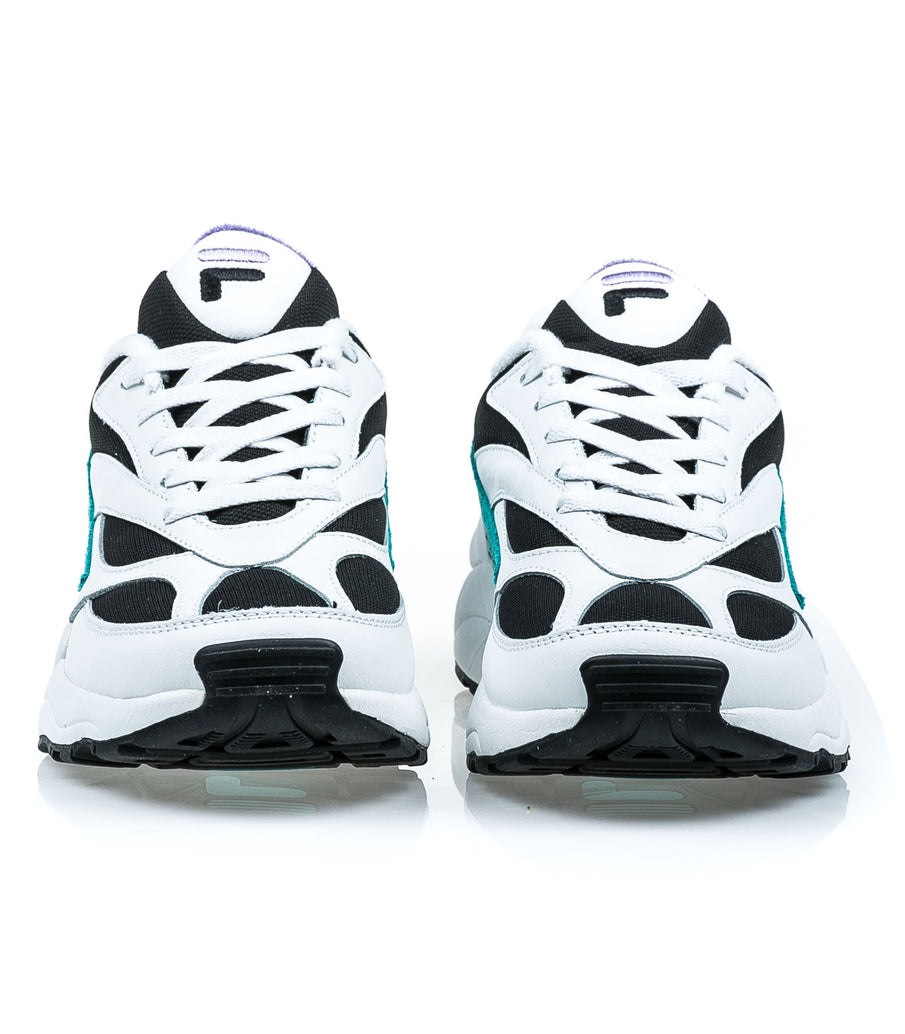 Fila Venom Low Leather Mesh White Turquoise