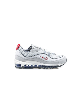 Nike Air Max 98 Metallic Silver