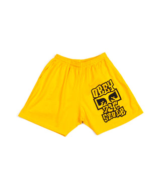 Obey Seven Four Heavyweight Yellow White