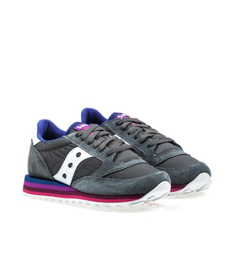 Saucony Jazz O Rainbow Charcoal