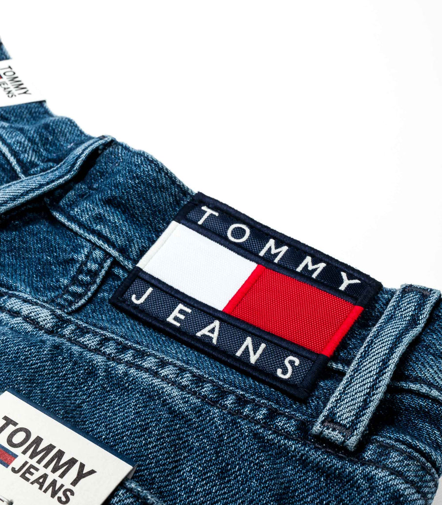 Tommy Jeans High Rise Tapered Blue