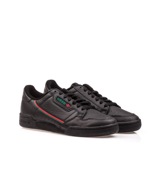 Adidas Continental 80 Black Red Greenfashion