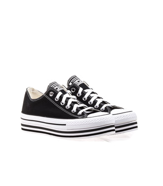 Converse Chuck Taylor All Star Platform Layer Ox Black
