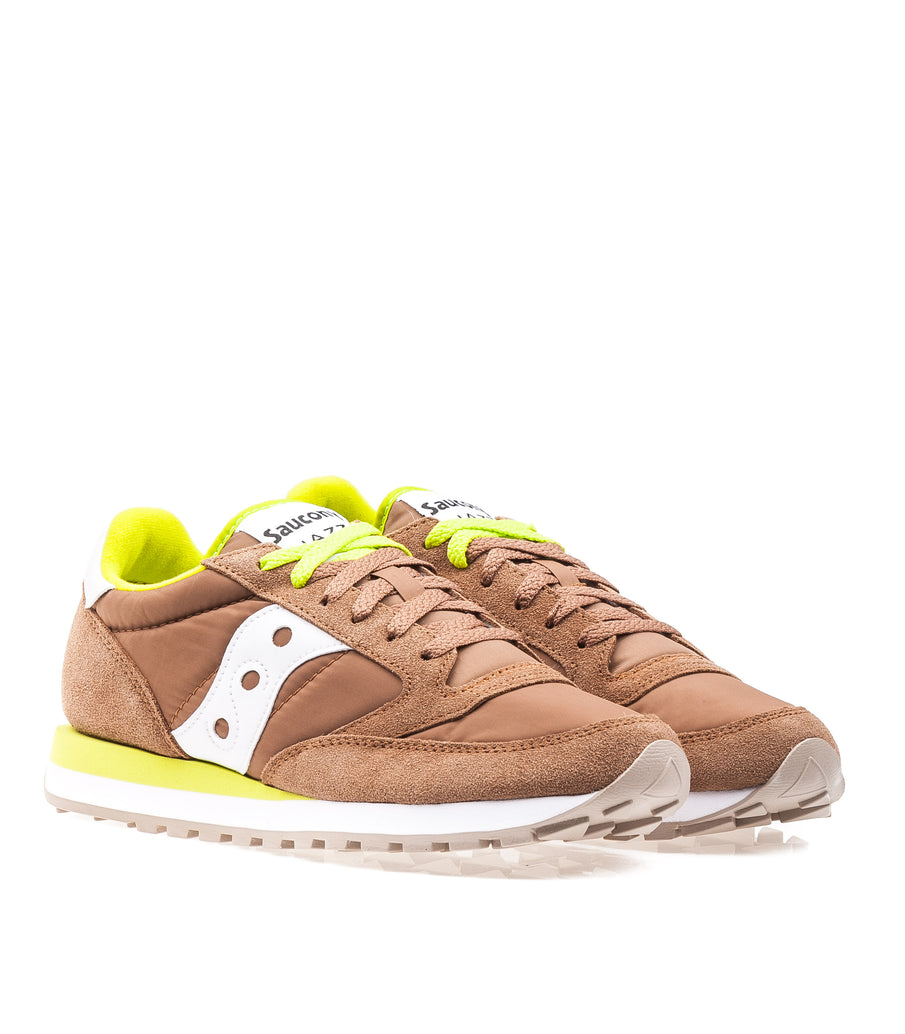 Saucony Jazz O Brown Green