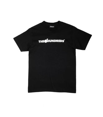 The Hundreds T-Shirt Forever Bar Logo Nero