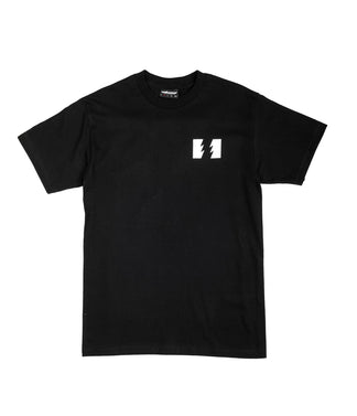 The Hundreds T-Shirt Forever Wildfire Nero