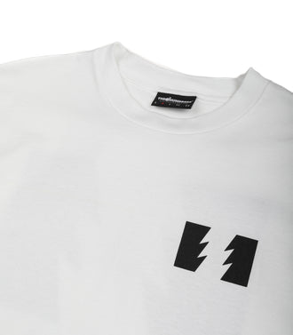 The Hundreds T-Shirt Forever Wildfire Bianco