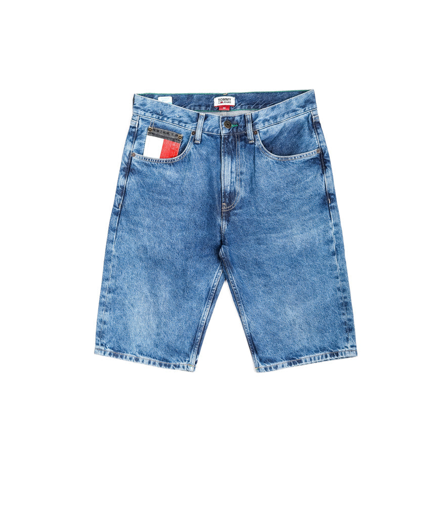 Tommy Jeans Relaxed Short Blu Chiaro