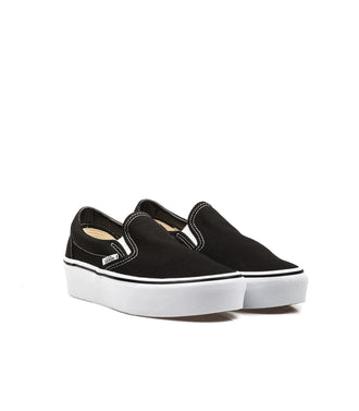 Vans Slip On Platform Nero Donna