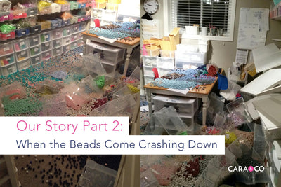 When the Beads Come Crashing Down: Our Story, Part 2