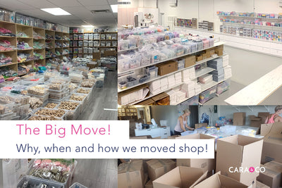 Our BIG MOVE!