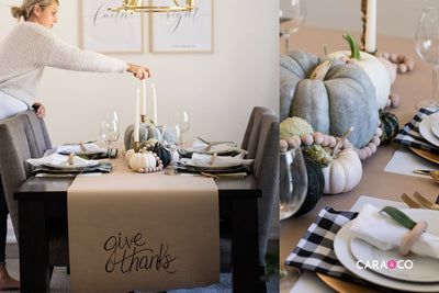 Crafting Your Thanksgiving Table