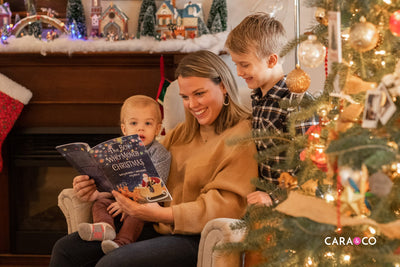 Cara's Favorite Christmas Books