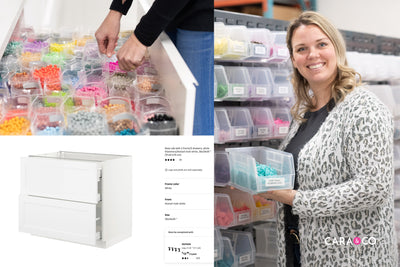 Organizing Your Shop Supplies