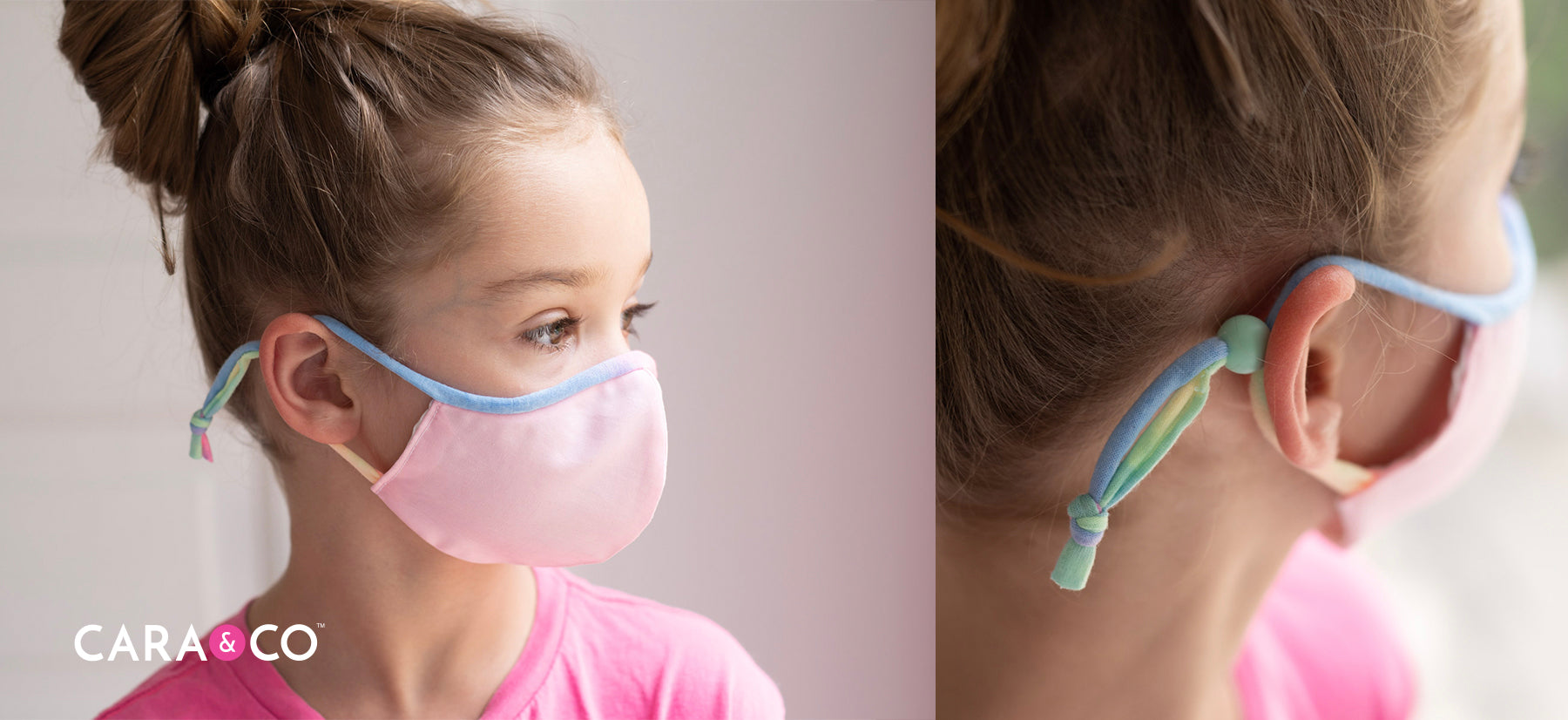 Kid's Face Mask with Adjustable Straps