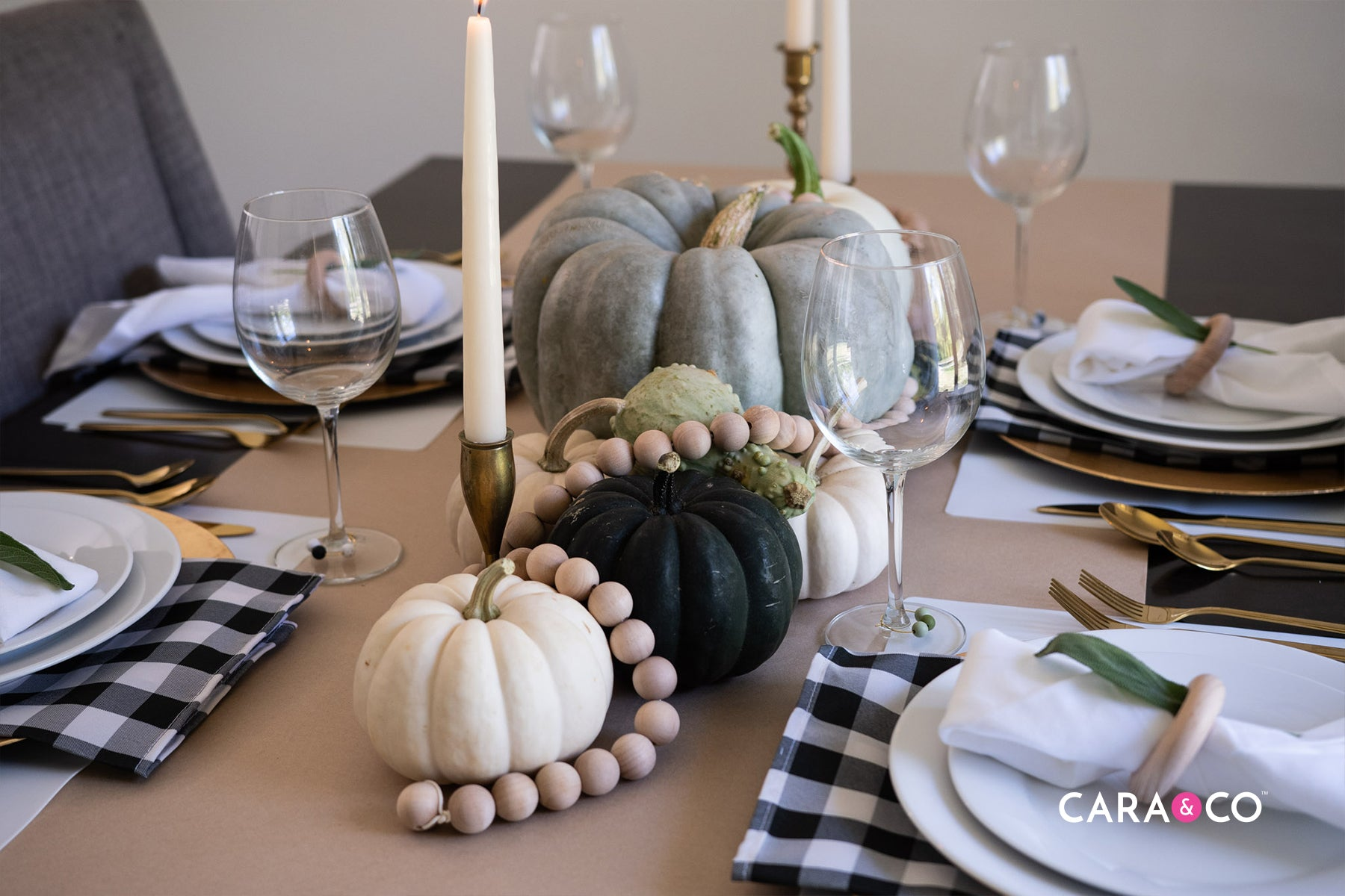Crafting Your Thanksgiving Table Cara Co