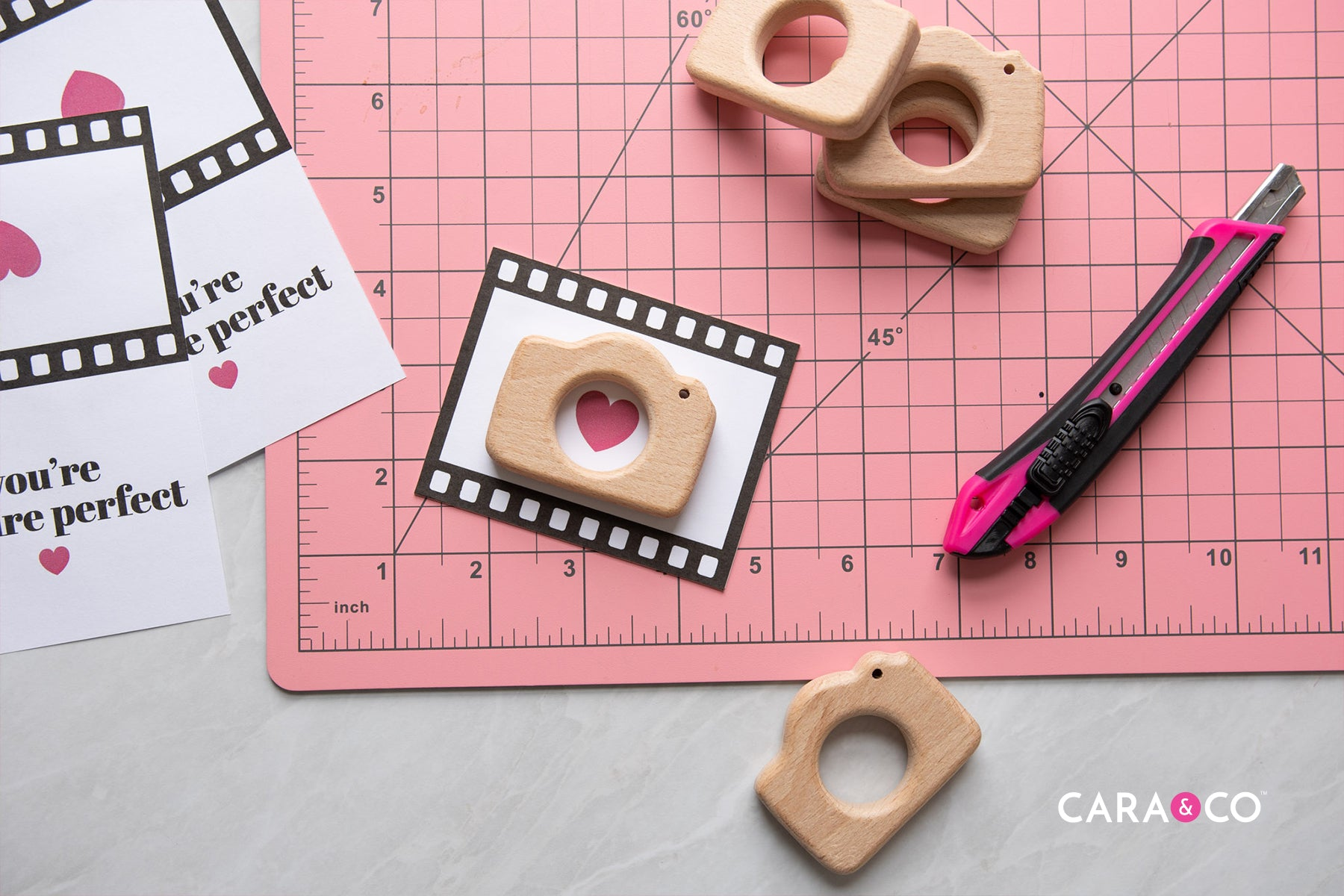 You're Picture Perfect Valentines Day Craft