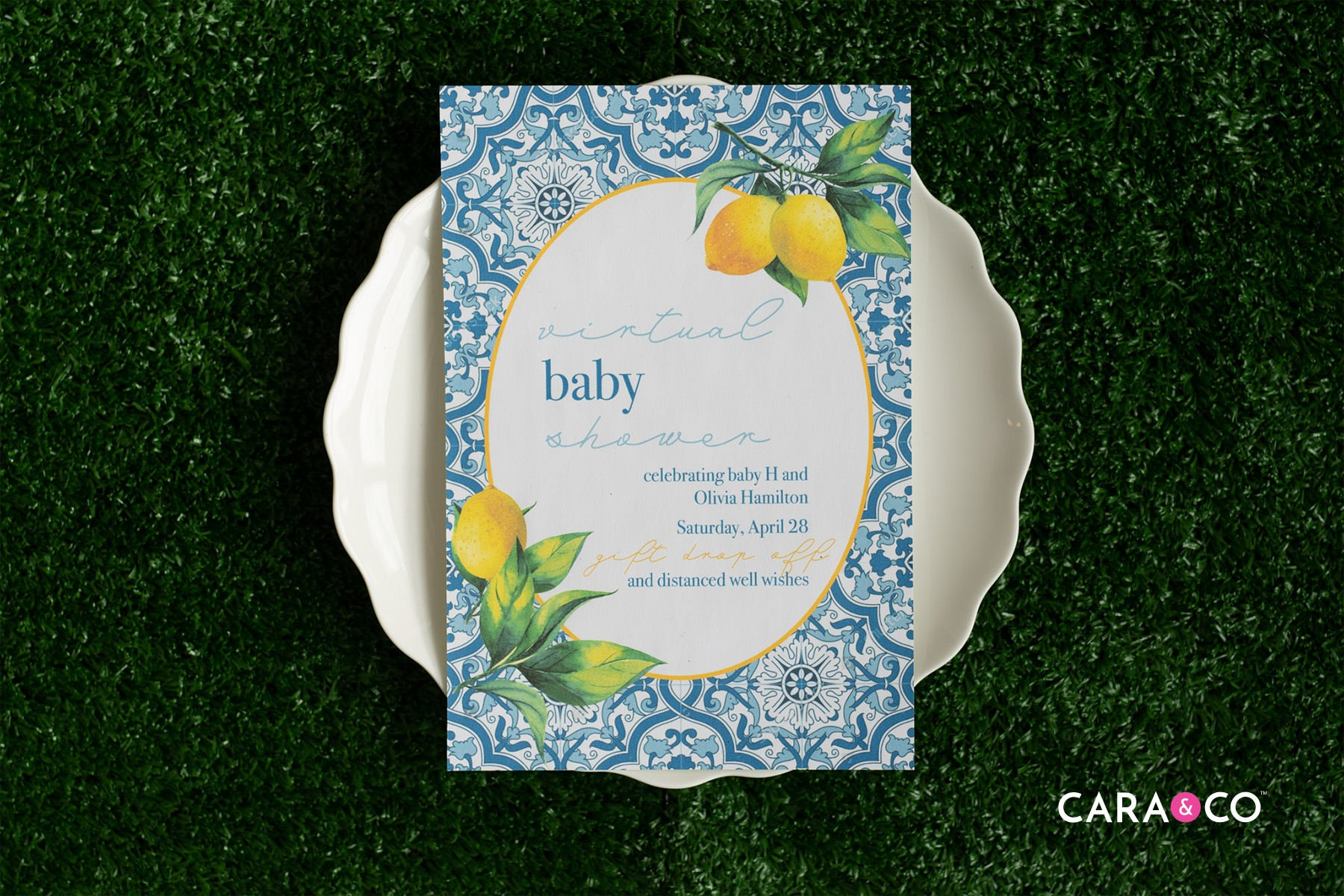 Baby Shower Invitation Ideas 2021