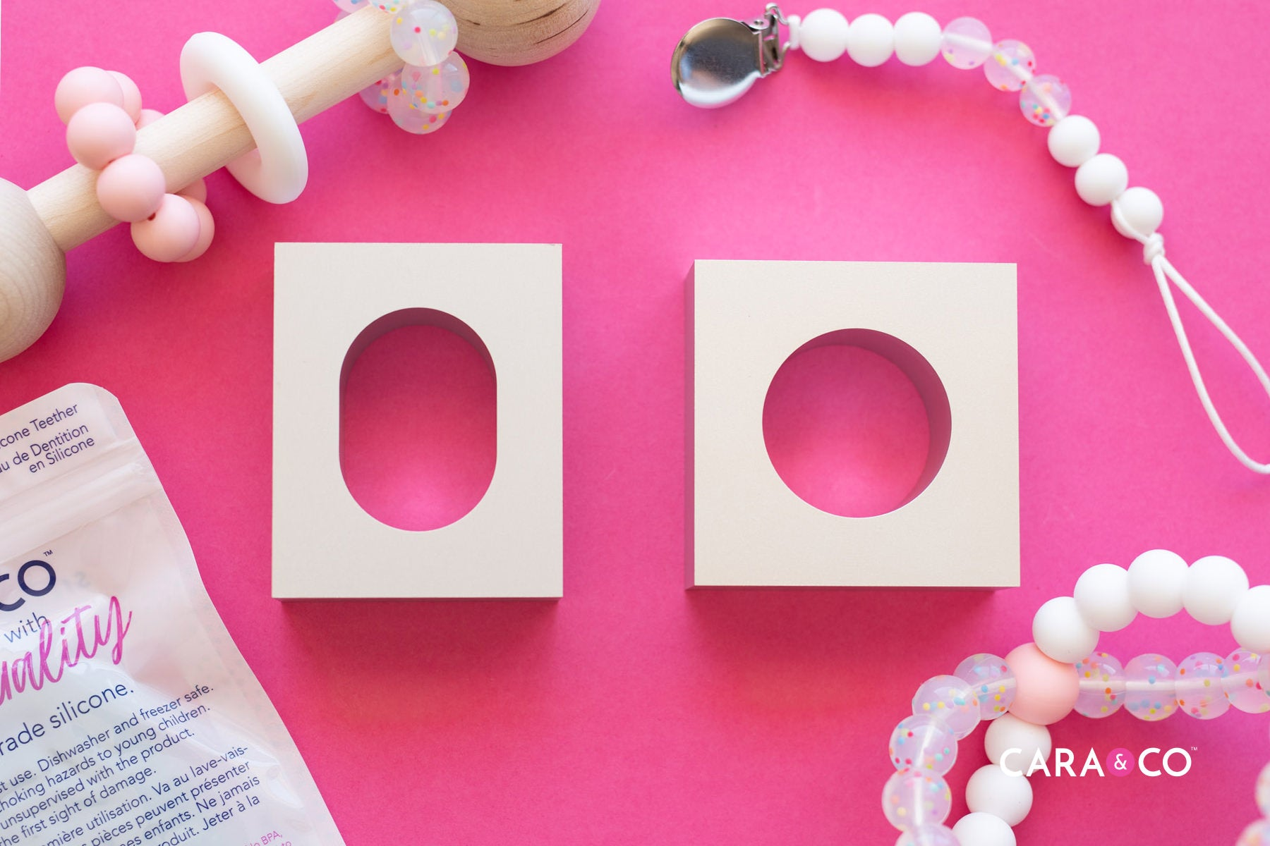 Safety e-book for your crafting / teething business  - Cara & Co