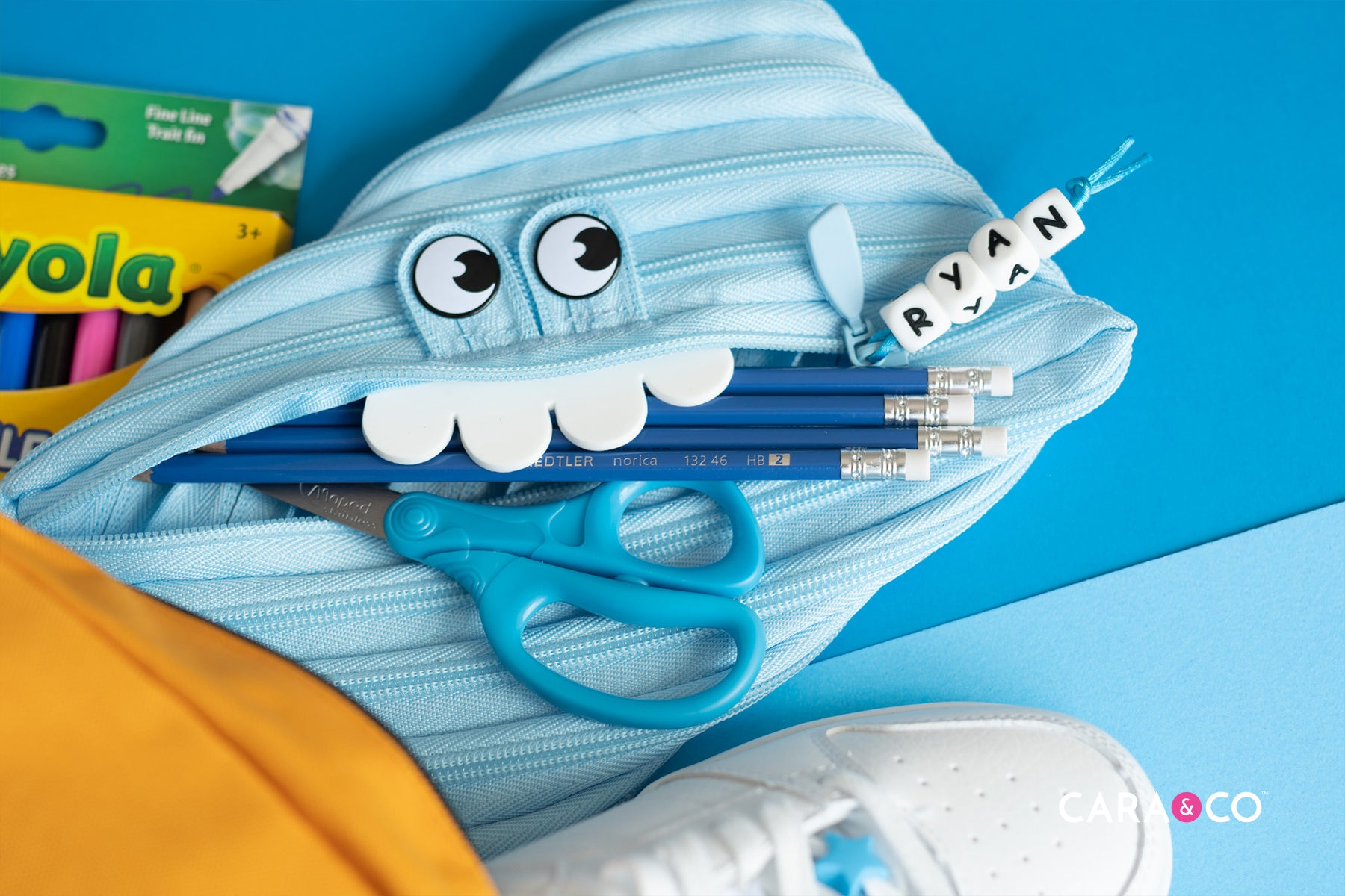 Back to school in style - Fun ideas for labelling your school supplies!