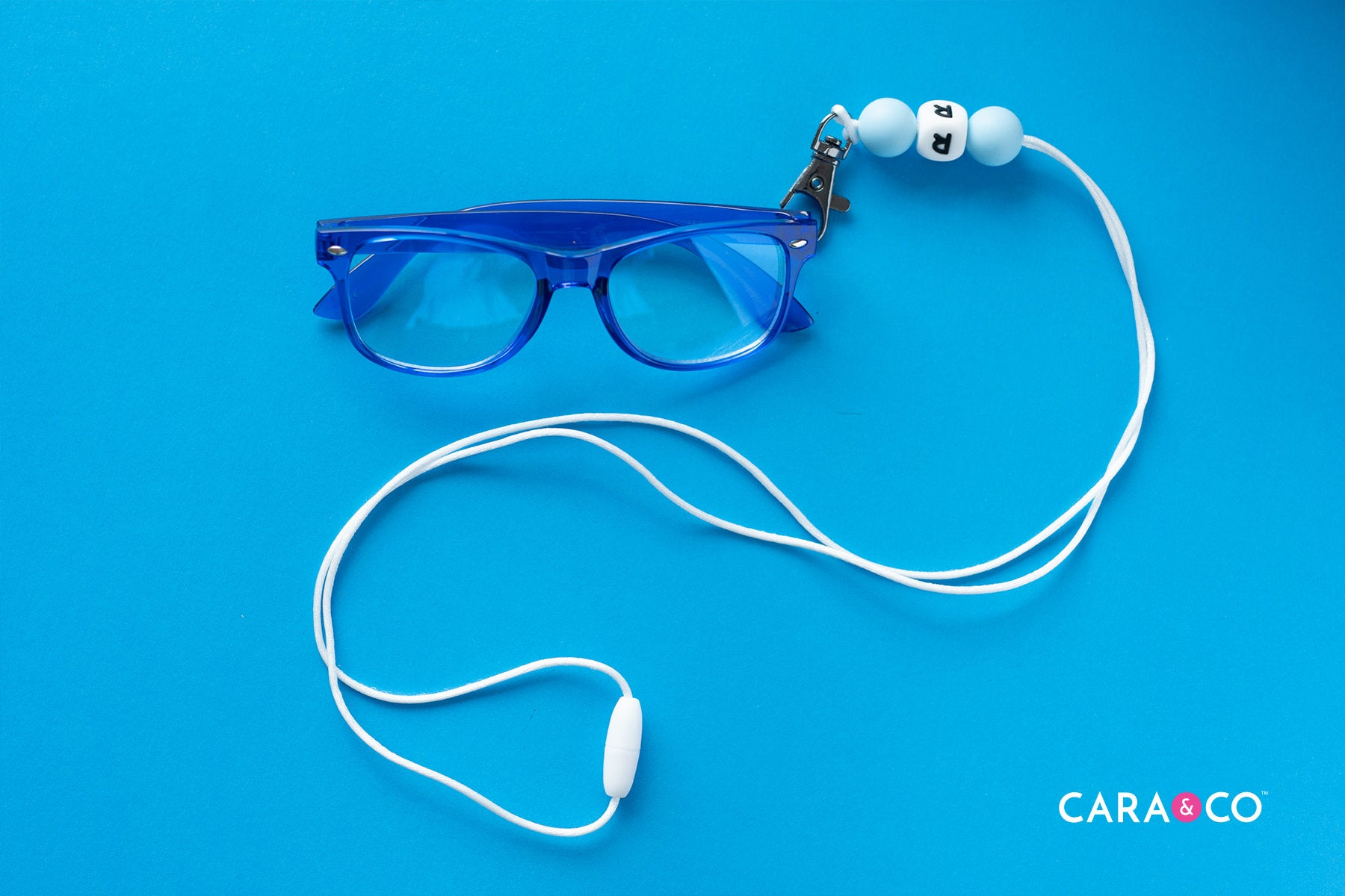 Back to school in style - Lanyard for glasses
