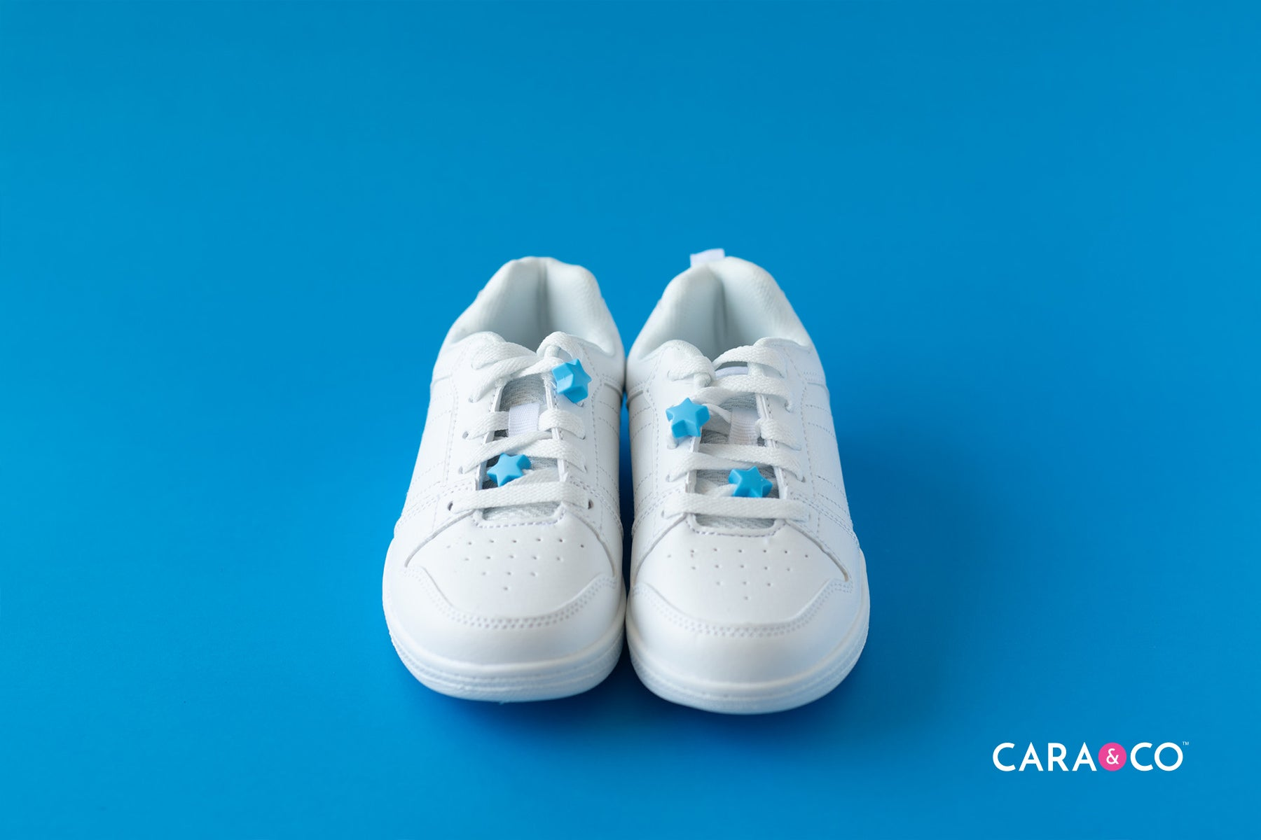 Back to school in style! - Shoe lace bling!
