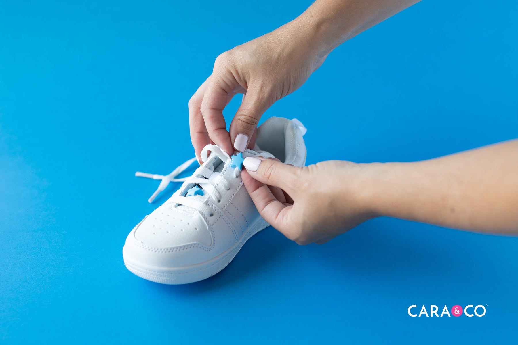 Back to school in style - Shoelace bling!