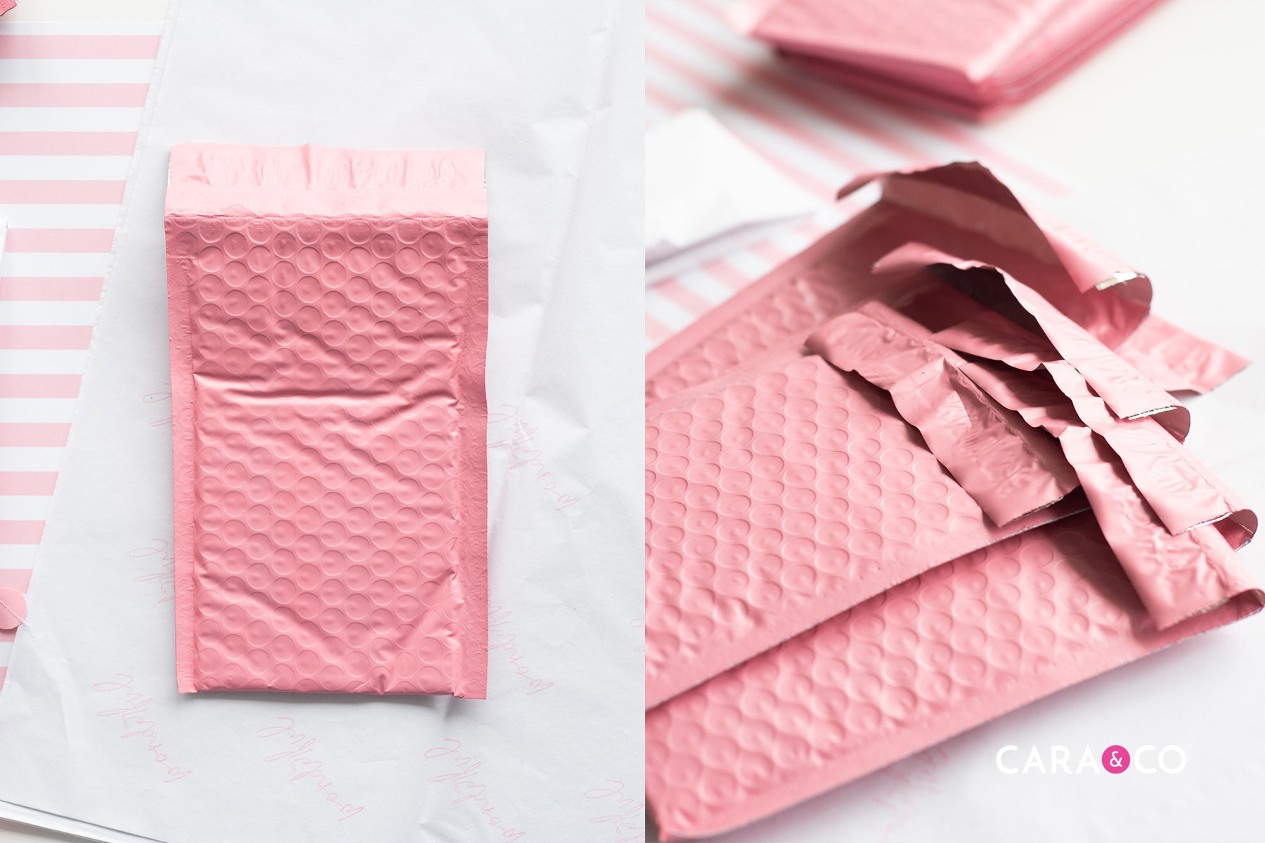 Packaging hacks for your small business - Make an impact! - Cara & Co Blog