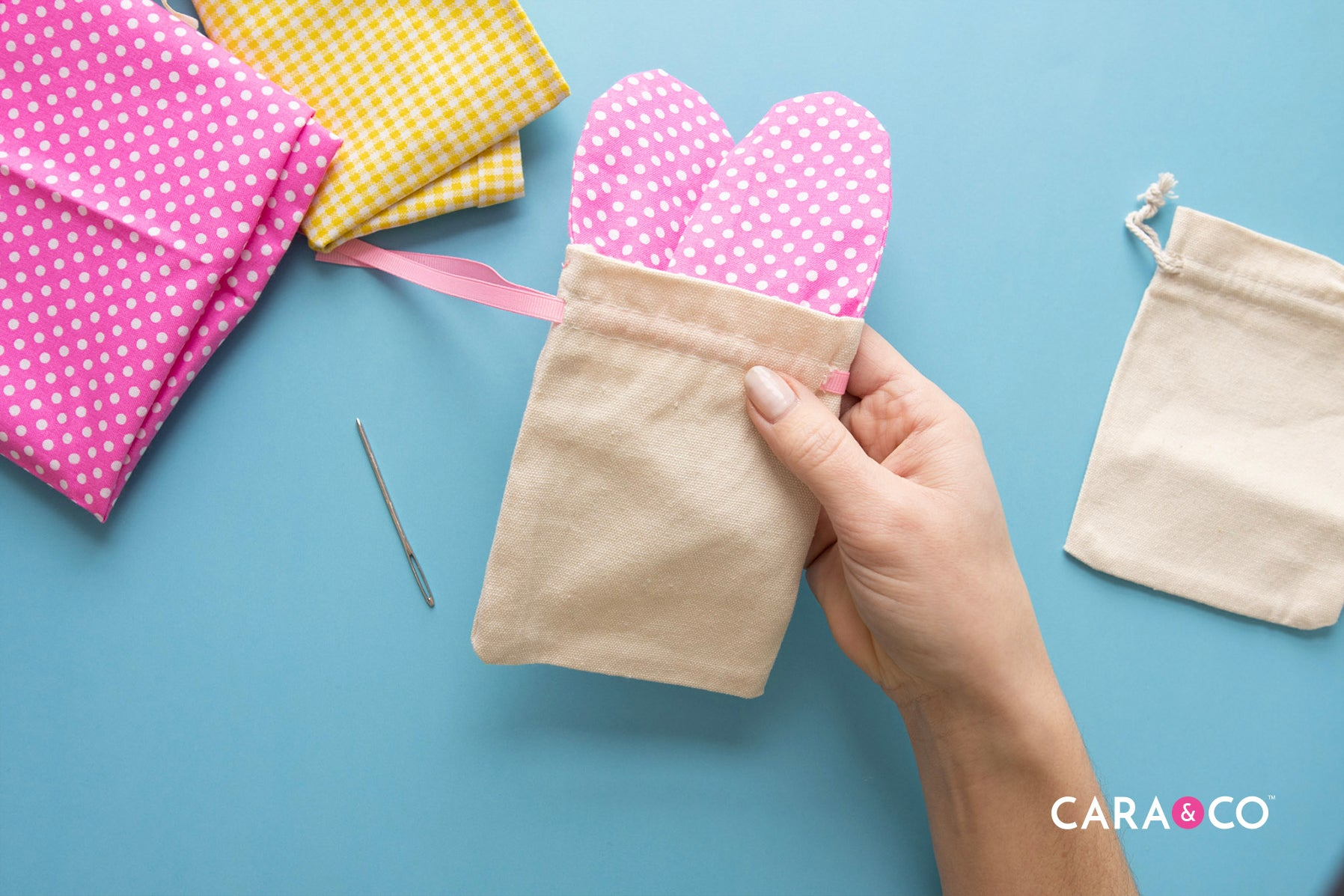 DIY Easter Treat Bags - Easter Crafts