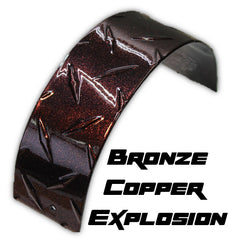 Bronze Copper Explosion