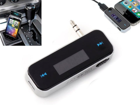 In-Car Mini FM Transmitter