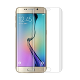 Samsung Galaxy S6 Edge - 3D Premium Real Tempered Glass Screen Protector Film [Pro-Mobile]