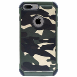 Apple iPhone 7 Plus / 8 Plus - Military Camouflage Case