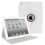 Apple iPad Mini 1 / 2 / 3 - 360 Rotating Leather Stand Case Smart Cover [Pro-Mobile]