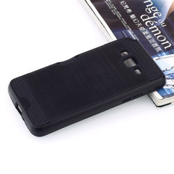 Samsung Galaxy Grand Prime - Slim Sleek Case with Credit Card Holder Case