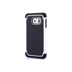 Samsung Galaxy S6 - Football Shockproof Hard PC Silicone Case
