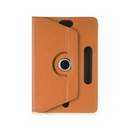 "Universal 8"" Tablet - 360 Leather Case"