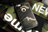 Apple iPhone 6G / 6S - Military Camouflage Case