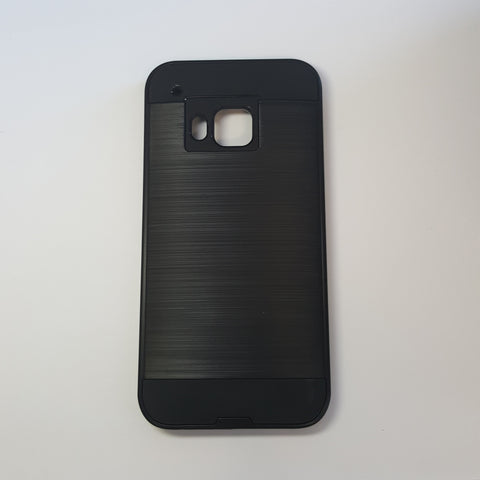 HTC One M9 - Slim Sleek Brush Metal Case