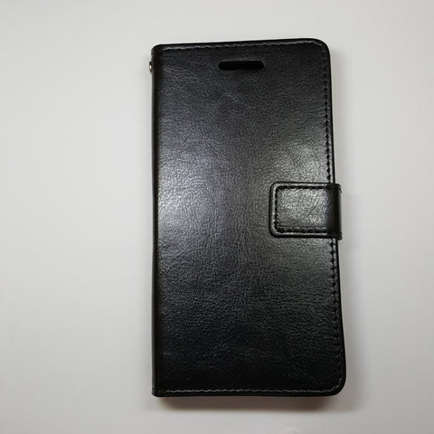 BlackBerry Z20 - Book Style Wallet Case with Strap