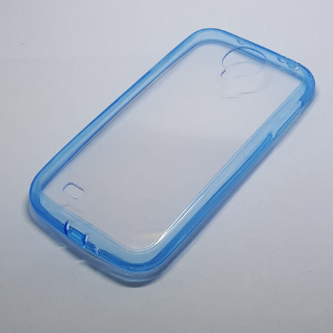 Samsung Galaxy S4 - Silicone Phone Case With Dust Plug
