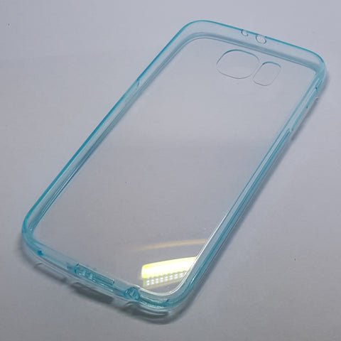Samsung Galaxy S6 - Silicone Phone Case With Dust Plug