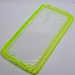 LG G3 - Silicone Phone Case With Dust Plug