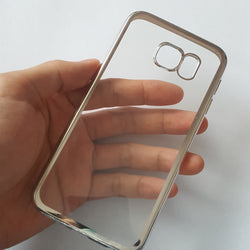 Samsung Galaxy S6 - Chrome Edge Silicone Case
