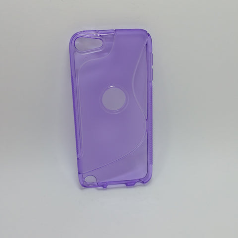 Apple iTouch 5 / 6 - S-line Silicone Case