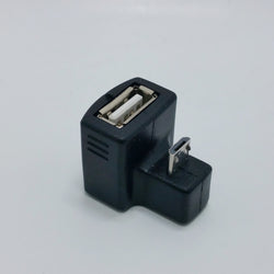 USB Type-A Female to Mirco USB Male Adapter
