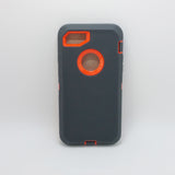Apple iPhone 7 Plus / 8 Plus - Armour Defender Case With Film