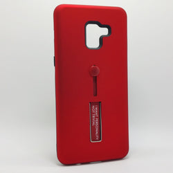 Samsung Galaxy A8 Plus 2018 - I Want Personality Not Trivial Case with Kickstand Color