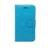 Samsung Galaxy A20 / A30 - Magnetic Wallet Card Holder Flip Stand Case Cover [Pro-Mobile]